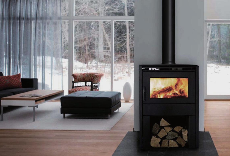 Canature Gemini GF 32 fireplace